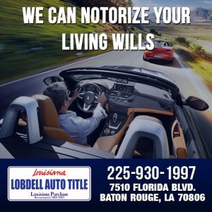Baton Rouge notary